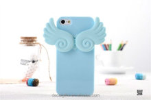Fashion silicone 3d cartoon animal phone case for iphone