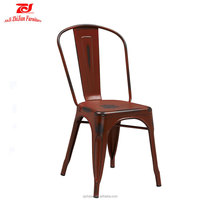 Home Furniture General Use and Dining Room Furniture Type vintage industrial metal chair