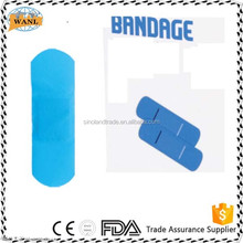 Medical Blue Elastic Band-aid/PE Blue Adhesive Wound Plaster