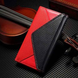 Genuine leather envelope wallet purse Case for iPhone 6,Handbag Flip Cover Wallet Purse Case For Iphone6