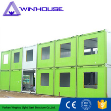 Easy Install Modern Design Movable Container Hotel From China