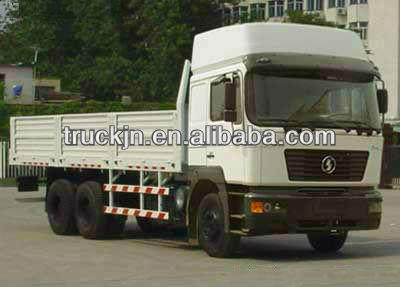 Best-selling SHACMAN 6x4 Cargo Truck/Lorry Truck