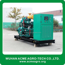 High quality 100kw biogas multifunction biogas and gas generator sets
