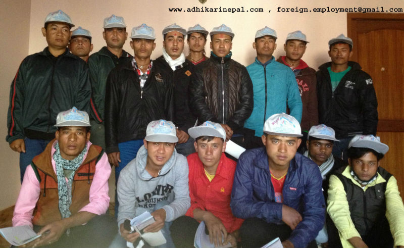 Nepal Agency for Manpower