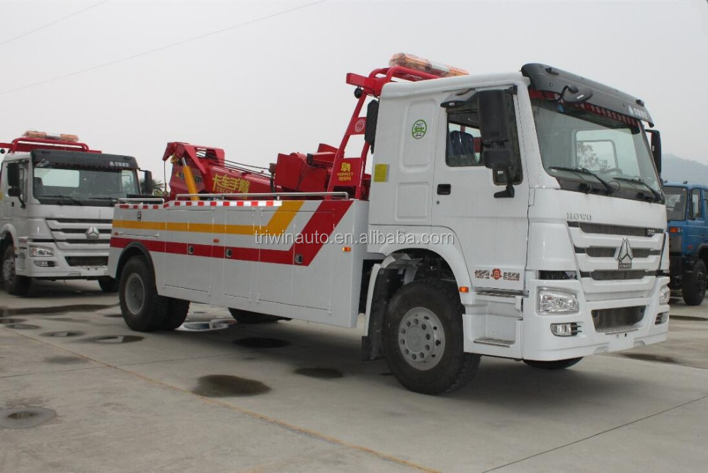 Emergency Car ,Tow 8 Ton Wrecker Trucks