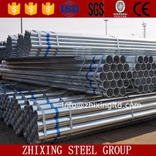 hot dip galvanized ASTM A36 schedule 40 steel pipe price