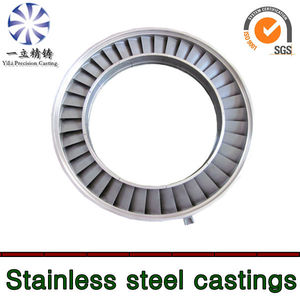 Stainless steel Silicon sol casting used for steam locomotive