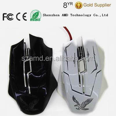 Customized Logo 6D Gamer Mouse S-193