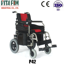 Wheelchair Compact Foldable Disability Mobility Scooter Moving Life