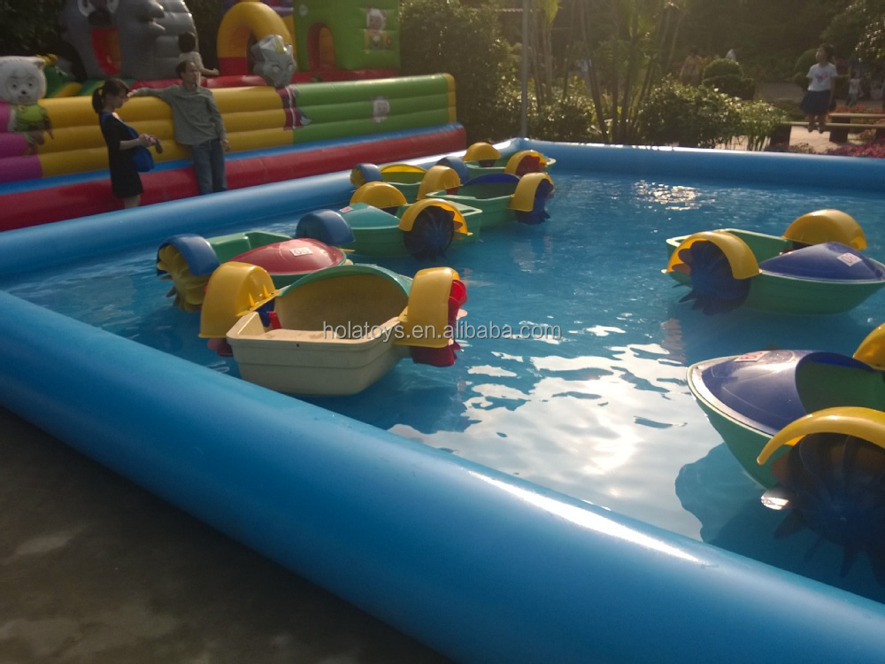 HOLA inflatable pool rental/pvc swimming pool liner