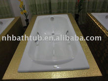 cUPC wooden cast iron hot bath tub for sale