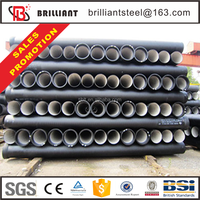 Trade assurance ductile cast iron pipe specifications 1200mm ductile iron pipe cast iron water pipe