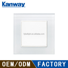 glass blank wall switch plate