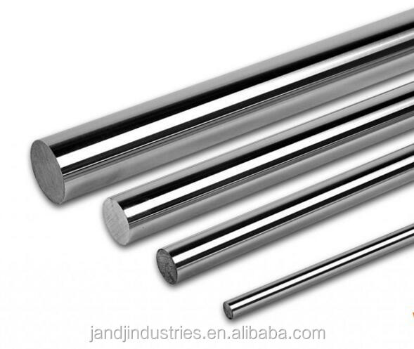 High Quality Quenched Tempered Pneumatic Chrome Plated C45 Rod