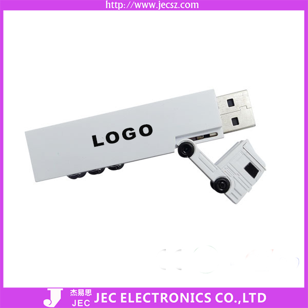 Truck shape usb flash drive Model JEC-030