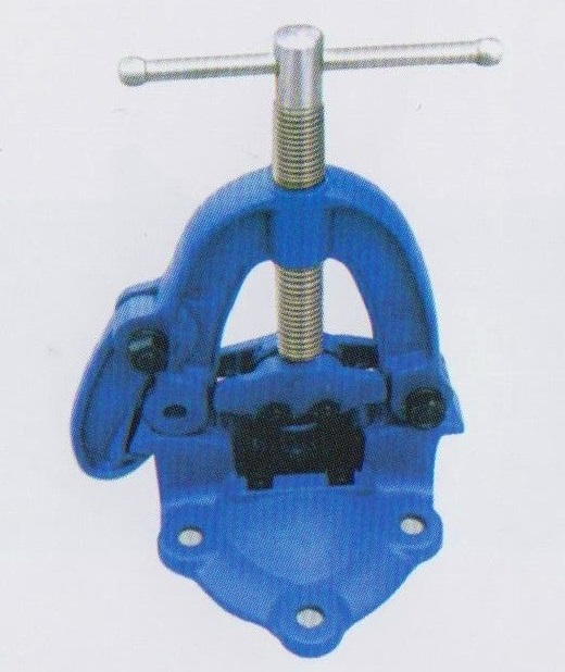 E-type Hinged pipe Vise