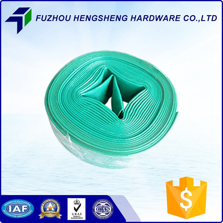 "PVC 1"" to 8"" Agricultural Lay Flat Hose"