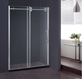 Straight 8/10mm Glass Sliding Glass shower in a box (KD8013B)