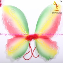 Hot sell colorful fairy angel wing for kids