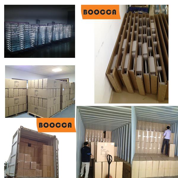 ma geschneiderte aluminium profil tageslicht 600x1200 dimmen slim led panel led. Black Bedroom Furniture Sets. Home Design Ideas