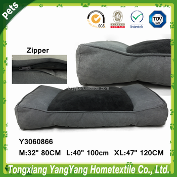 YANGYANG Hot Sale Suede Fabric Luxury Sofa Pillow Dog Bed, Pet Bed