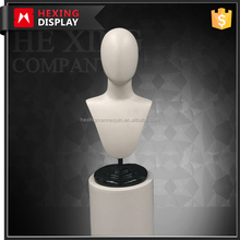 Fashion Male Mannequin Head For Displaying Hat