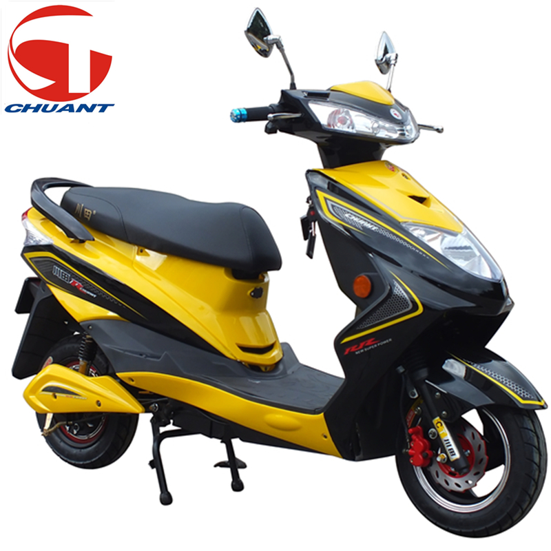 2016 city sports powerful electric motorcycle cheap 800w 60v motorcycles with big disc brake for adults