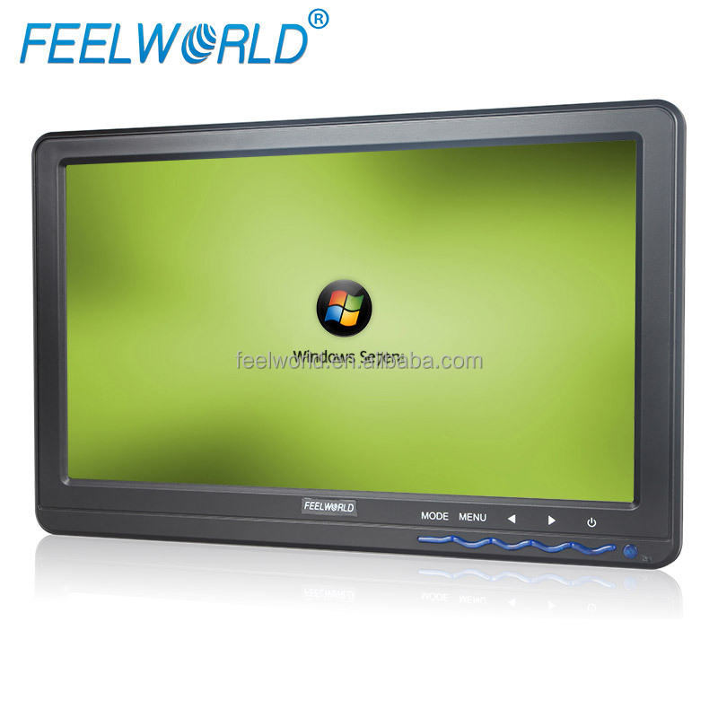 "10"" headrest monitor with projective capacitive touch panel"