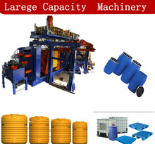 YK5000L plastic Water Tank making machine // Blow Molding Machine with factory price