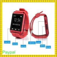 Big touch screen watch phone fifine w9