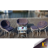 Outdoor Cheap Patio Product Rattan Furniture Sofa Modern with Waterproof Cushion