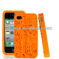 For apple iPhone hot sale silicone cases/covers