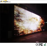 Rental P6 pixel pitch 6mm outdoor led display