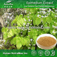 Nutramax Supply-Horny Goat Weed Extract/Horny Goat Weed Extract Powder/High Quality Horny Goat Weed Extract