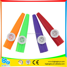 Custom logo print novelty plastic kazoo for business <strong>gift</strong>