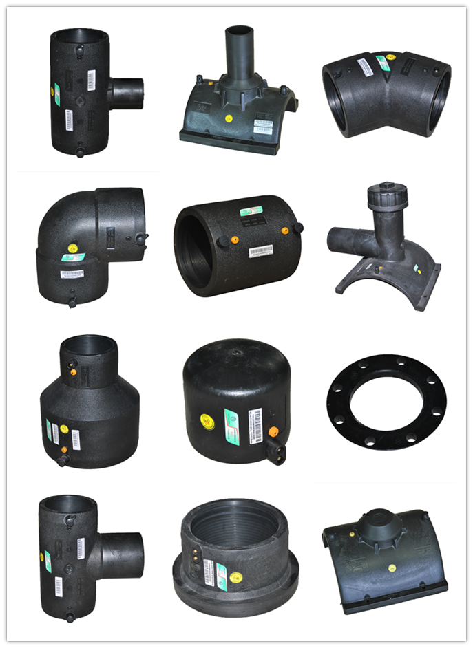 Hdpe electrofusion pipe fitting buy plastic
