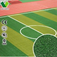 50mm Professional Basketball Courts Grass