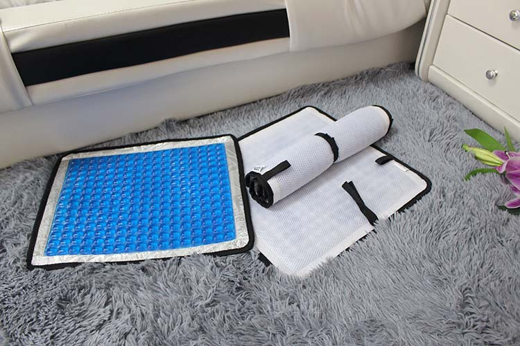 Bus driver comfort siting small easy-take cooling gel car seat pad