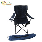 Outdoor garden lawn portable foldable chair, fishing stool with 600X300D carrying case