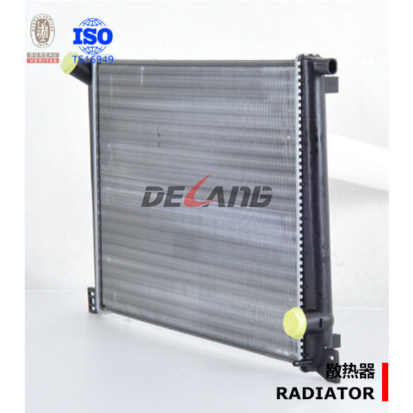 radiator pa66 gf30 factory in Shanghai for MINI Nissens 69706(DL-A170)