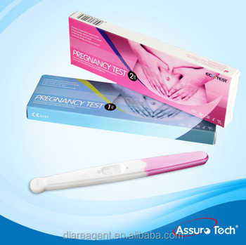 FDA & CE marked Pregnancy HCG test midstream