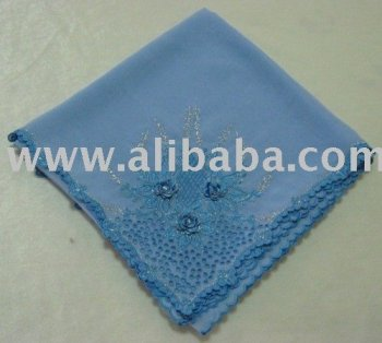 Hijab from Thailand silk scarves