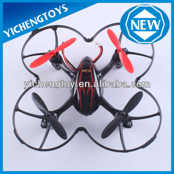 Hot sale! H107C the hubsan X4 mini rc ufo quadcopter with camera