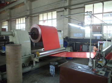 Winding 2(Coated Aluminum Coil, Embossed Coated Aluminum Coil)