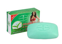 AICHUN 3 days slimming quickly green tea soap to lost weight with free shipping