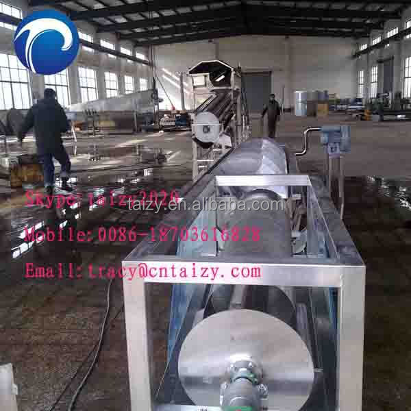 low price automatic food processing equipment chicken feet producting line on sale