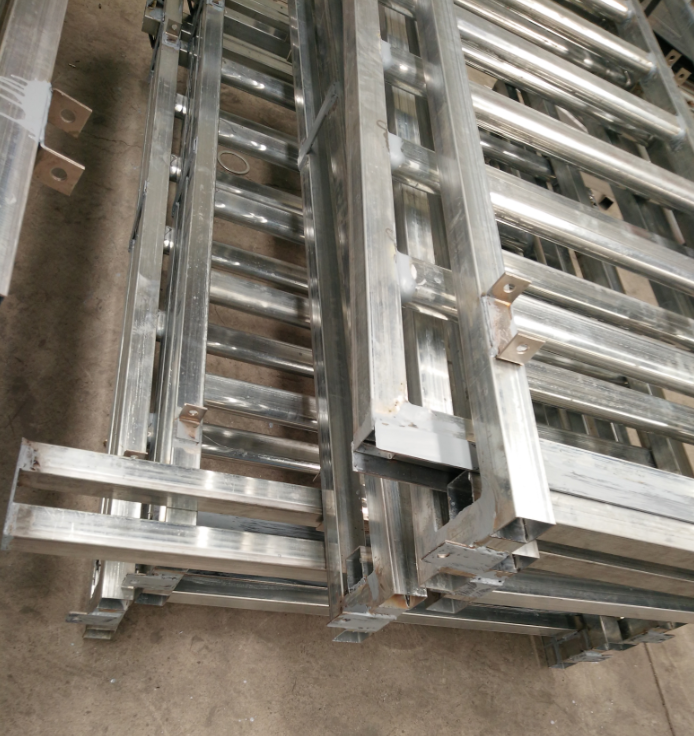 China Heavy Duty Cattle Yard Slide Gates
