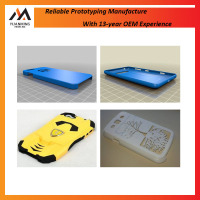 Exquisite 3D Printing Service Mobile Phone Shell Model Plastic Case Rapid Prototype