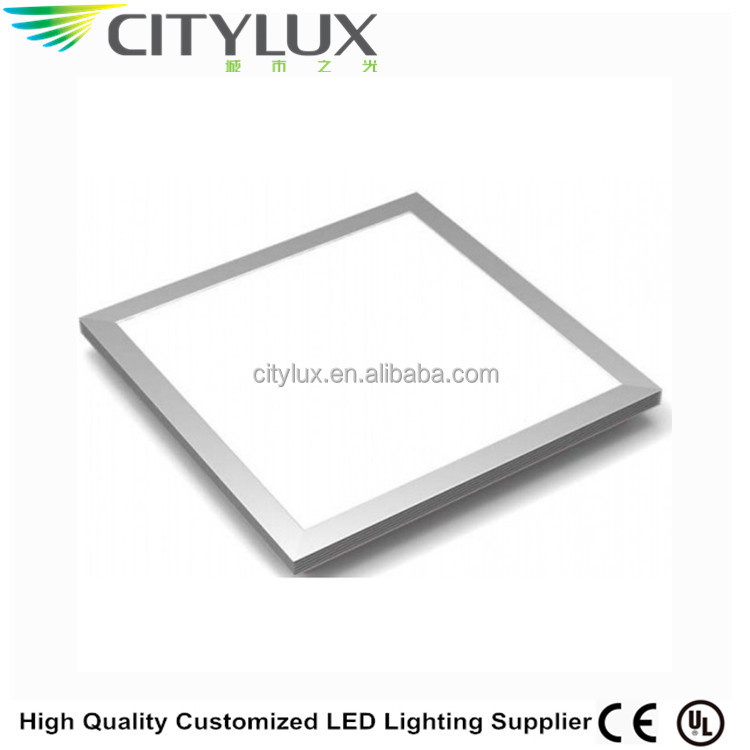 Square SMD2835 indoor ceiling LED panel light furniture panel light kitchen light