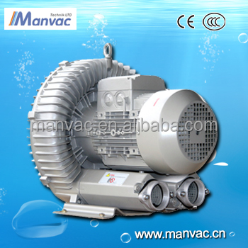 China factory supply LD 0.4kw 220-380v small electric high pressure air suction blower for vacuum lifting system